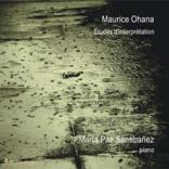 Etudes d'interprétation Ohana, 4 Diapasons, clef Resmusica