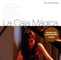 La Caja Magica, élu Disque de l'été par Piano Bleu