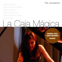 La Caja Magica, Disque de l'été par Piano Bleu