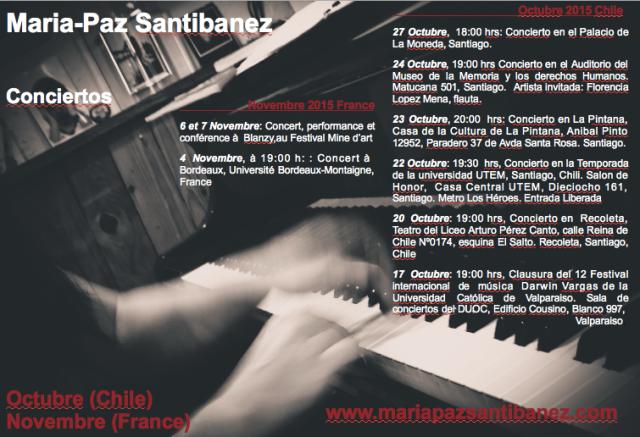 Concerts Octobre-Novembre2015