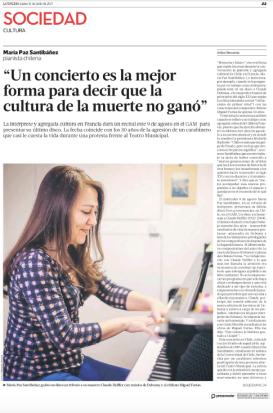 Entrevista Erika Olavarría